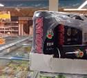 Алкогольные энергетики вновь появились на прилавках тульского магазина
