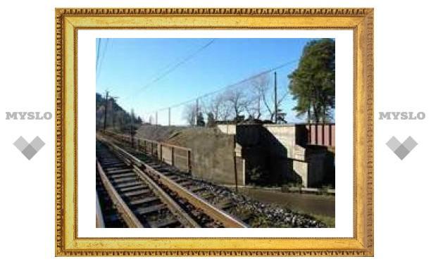 Грузия не отдала британцам свои железные дороги