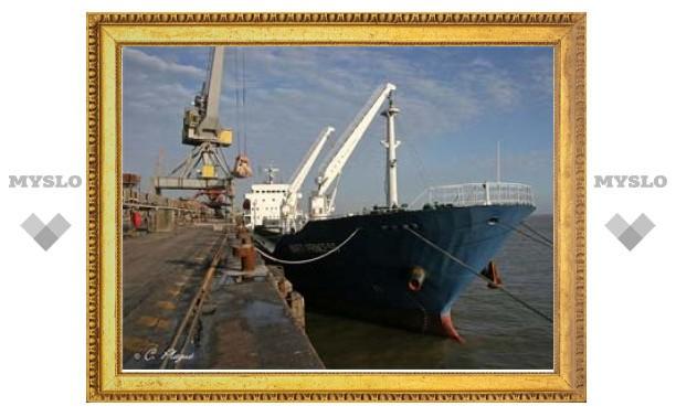 В Эгейском море столкнулись два судна