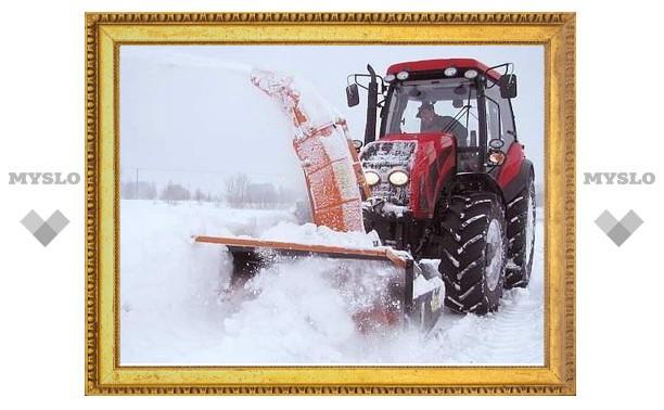 Тульского водителя, участвовавшего в автопробеге за Путина на служебной снегоуборочной машине, наказывать не будут