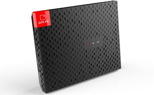 «Дом.ru» предлагает двухдиапазонный Wi-Fi роутер