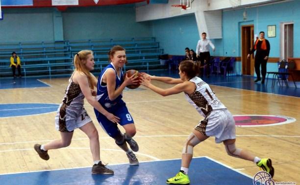 Баскетболистки «Кобры» завершили сезон на минорной ноте