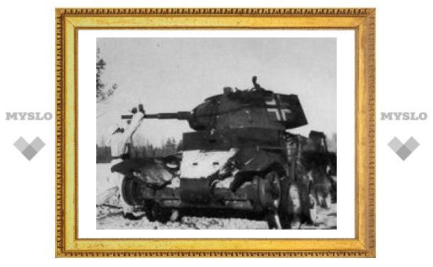 15 декабря: Танковая армия подверглась атаке под Тулой