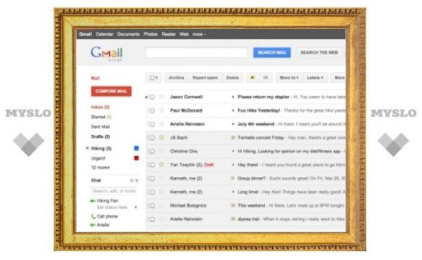 Google перерисовал Gmail и Календарь