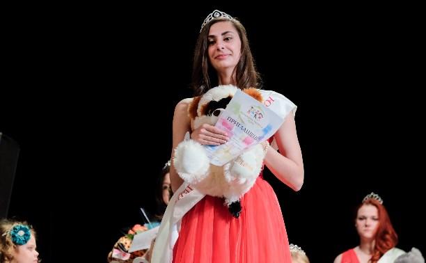 Полина Маштакова выиграла Гран-при конкурса «Мисс Совершенство — 2016»