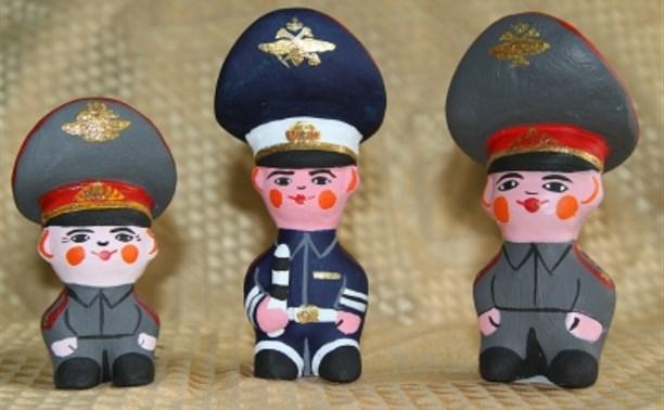 В Туле стартовал детский конкурс «Полицейский Дядя Степа»