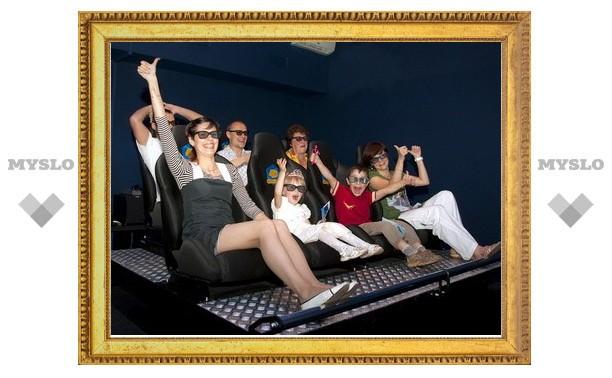 В Туле откроют кинозал будущего
