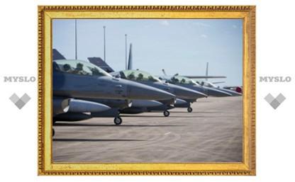 В Таиланде разбился истребитель F-16