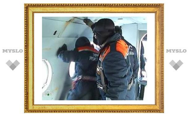 На Камчатке найден пропавший во время пурги турист из Швейцарии