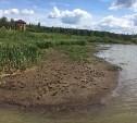 Жители ясногорской деревни: «Москвич уничтожает наш пруд!»