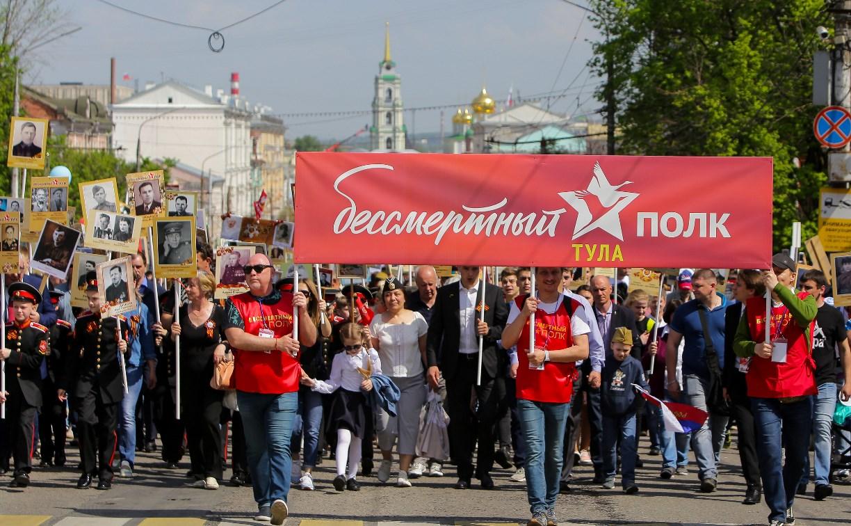 Состоится ли в Туле парадное шествие 9 Мая в этом году?