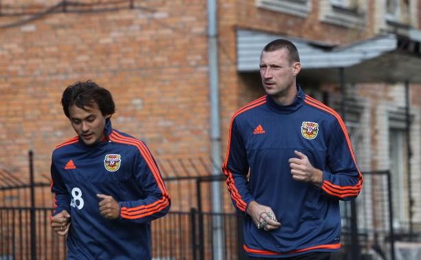 Футболист «Арсенала» Александр Димидко приступил к тренировкам