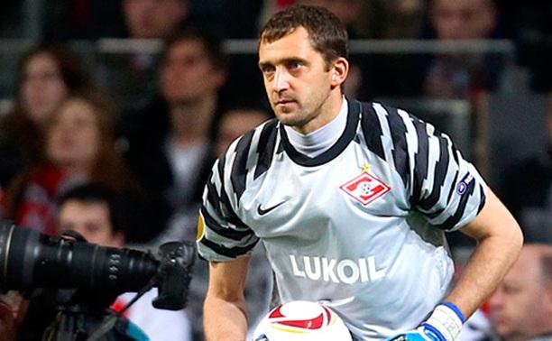 Вратарь «Спартака» Андрей Дикань может перейти в «Арсенал»