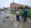 Из-за «родника» без воды остался многоквартирный дом на Красноармейском проспекте