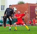 Руководители «Арсенала» сыграли в футбол с болельщиками: фоторепортаж