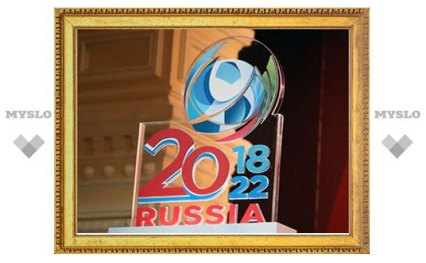 Россия представит в ЮАР заявку на проведение чемпионата мира