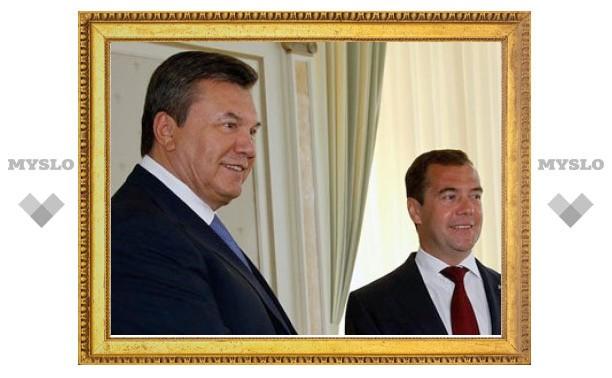 Переговоры президентов России и Украины закончились провалом
