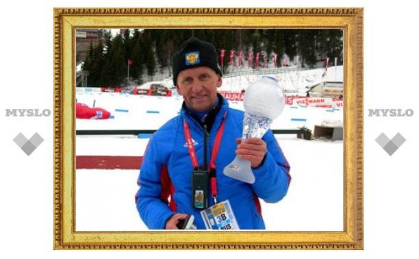 Российских биатлонистов проверили на допинг трижды за четыре дня