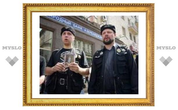 Московские православные вышли на поиски геев
