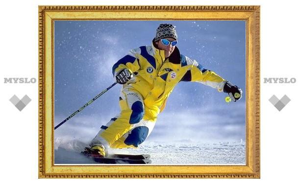 Где покататься на лыжах, коньках и сноуборде в Тульской области