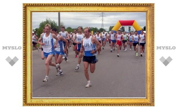 Туляк взял «бронзу» тверского марафона