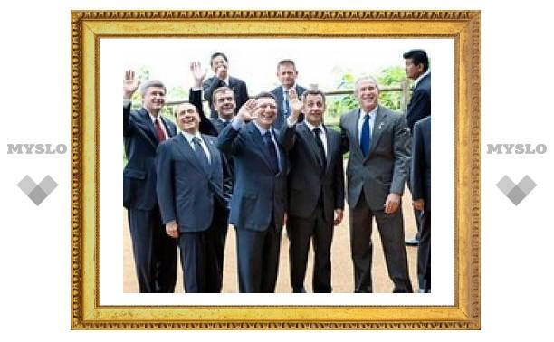 Второй день саммита G8: члены обсудят глобальные изменения климата