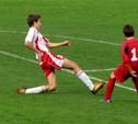 Тульскому «Арсеналу-2000» не было равных в Курске