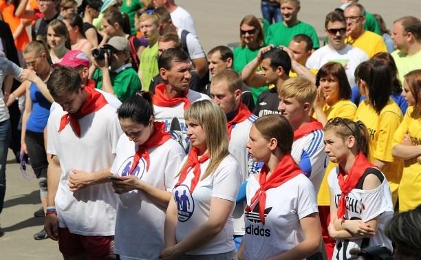 В Туле стартует второй этап «Спортивного марафона»