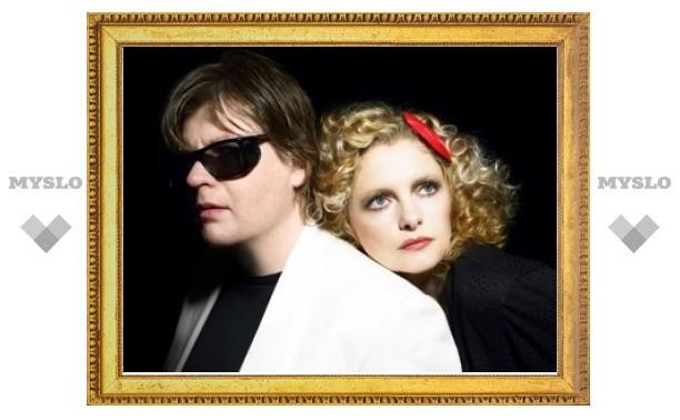 В Москве выступит электронный дуэт Goldfrapp