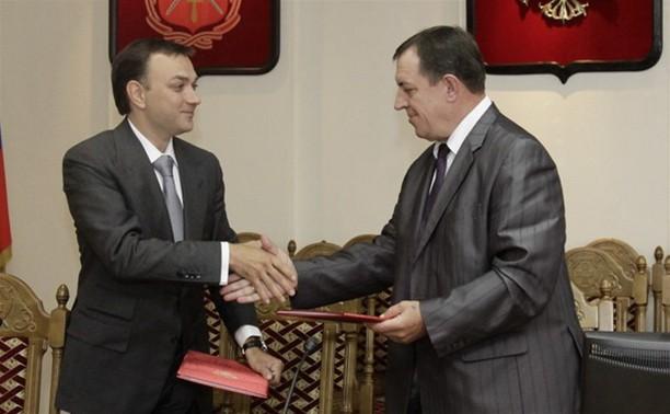 Тульская прокуратура и Уполномоченный по правам предпринимателей подписали соглашение о защите прав бизнесменов
