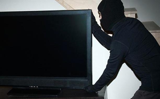 Под Тулой полицейские раскрыли кражу телевизора