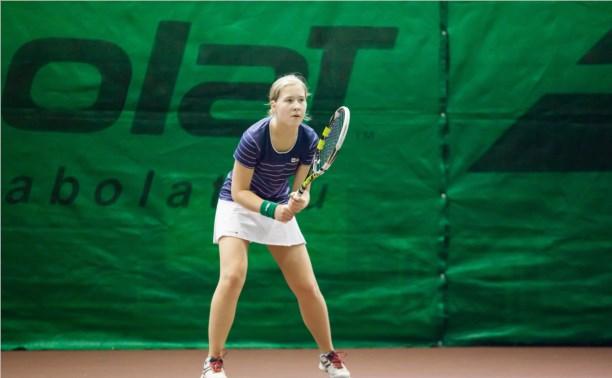 Определились победители открытого областного первенства по теннису