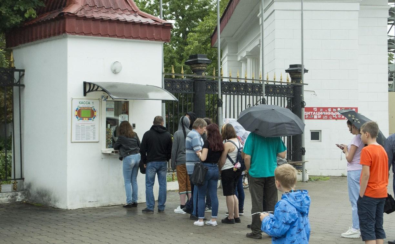 23 июля в Туле стартует продажа билетов на матч «Арсенал» – «Динамо»