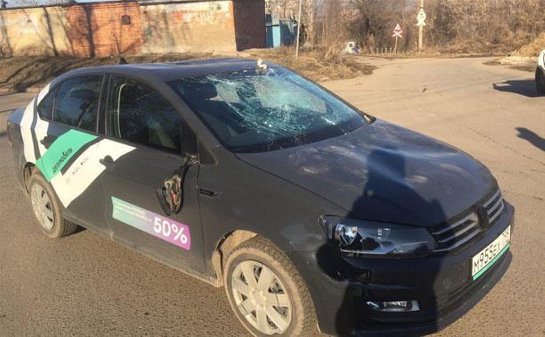 Угон автомобиля каршеринга в Туле: возбуждено уголовное дело