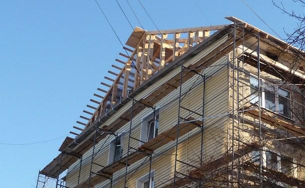 Тульская прокуратура обязала государственную компанию доделать капитальный ремонт в доме