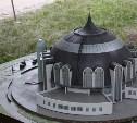«Россия в миниатюре»: Тульский музей оружия-шлем появился в Царицыно