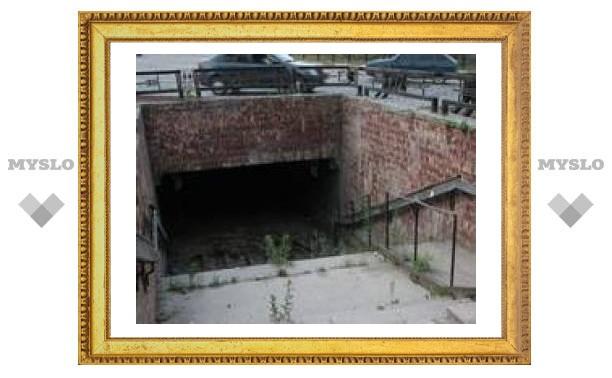 Подземный переход на ул. Станиславского откроют к Новому году
