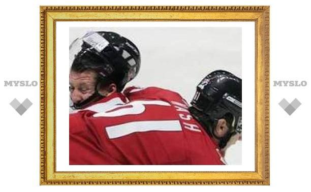 Хоккеисты сборной Канады вырвали победу у немцев