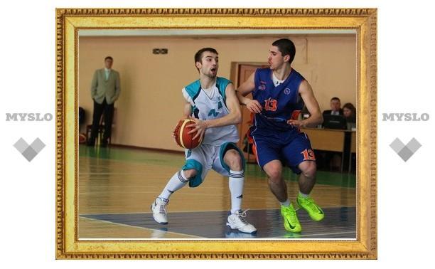 Тульские баскетболисты сыграют в финале плей-офф
