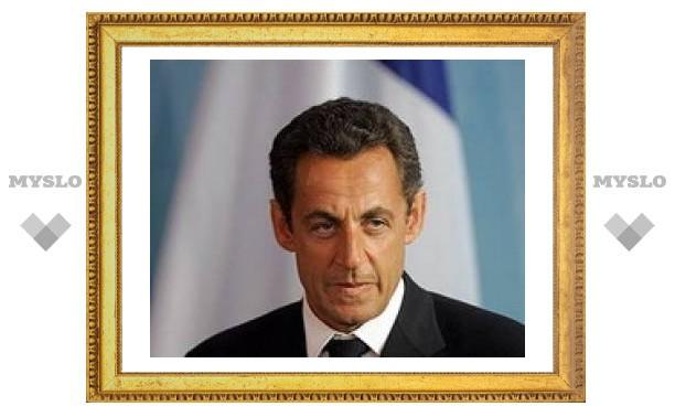 Саркози созывает саммит ЕС по Грузии 1 сентября