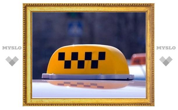 В Туле БОМЖ угнал такси, жил в нем, работал и пытался продать