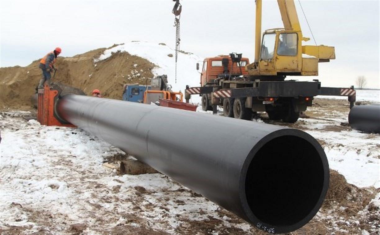 Где в Большой Туле будут ремонтировать и менять сети водоснабжения