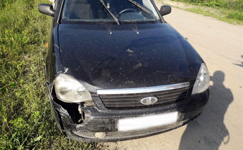 В Суворовском районе пьяный водитель сбил 11-летнюю велосипедистку