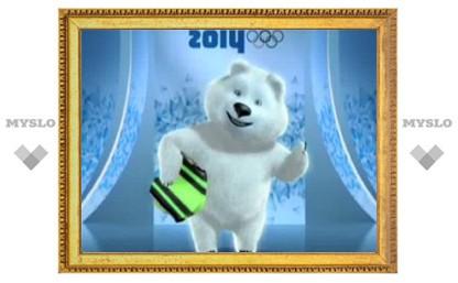 Талисманам Олимпиады в Сочи придумали имена