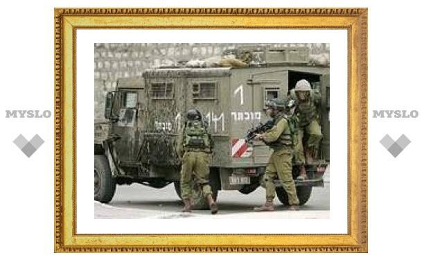 Израильские войска вошли в Наблус