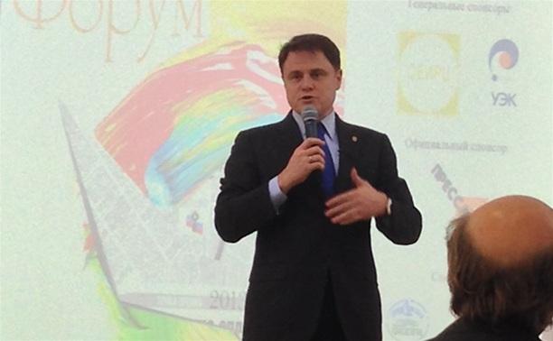 Владимир Груздев: «Журналистика в регионе жесткая и конструктивная»