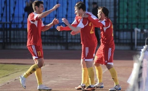 «Арсенал» выиграл у «Мордовии» со счётом 0:1