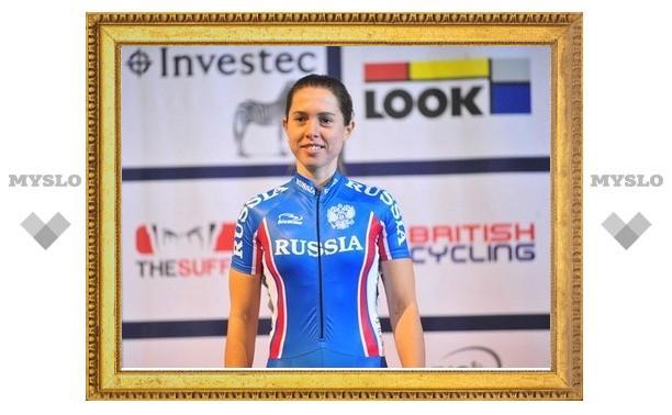 Анастасия Чулкова стала чемпионкой мира на треке