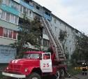 В Венёвском районе на пожаре погибли два пенсионера
