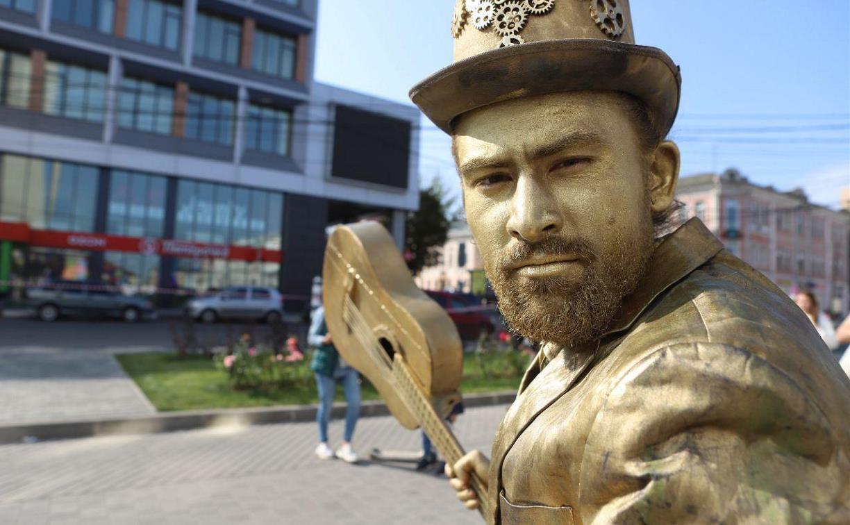 В Туле стартовал фестиваль «Театральный дворик»: фото